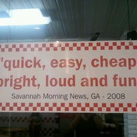 Photo taken at Five Guys by Neil on 3/22/2012