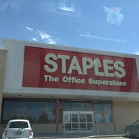 Photo taken at Staples by Chelsi D. on 7/16/2012