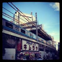 Photo taken at Shimbashi Station by Hirotomo S. on 8/14/2012