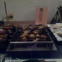 Photo taken at Barbeque Nation by ADEL A. on 5/9/2012