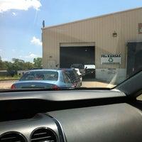 Photo taken at PRo Kansas / Miller Recycling Center by Jennifer A. on 7/28/2012