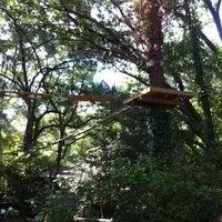Photo taken at Tallahassee Museum by Aliki M. on 4/23/2012