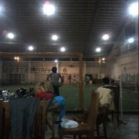 Photo taken at Kharisma Futsal by Ricky M. on 8/22/2012