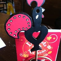 Photo taken at Nando's by Dan S. on 5/12/2012