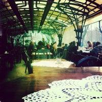 Foto diambil di Bunkier Sztuki Café oleh Fastdort A. pada 3/24/2012