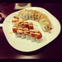 Photo taken at Tokyo Sushi by Wilson on 3/24/2012
