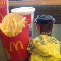Photo taken at McDonald's by Allan S. on 3/28/2012