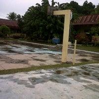 Photo taken at SMA Negeri 1 Kauditan by Valerian M. on 3/6/2012