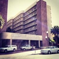 Photo taken at University Towers by Matthew R. on 2/28/2012