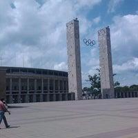 6/8/2012 tarihinde Michiel Z.ziyaretçi tarafından Olympiastadion'de çekilen fotoğraf