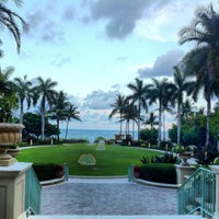 Photo taken at The Ritz-Carlton Key Biscayne, Miami by Chris B. on 5/27/2012