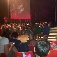 Photo taken at Groot Theater by Shari C. on 7/28/2012