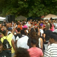 Photo taken at Druid Hill Park by R M. on 9/2/2012