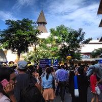 Photo taken at Thammasat University by Sithichai K. on 8/25/2012