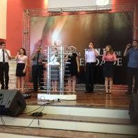 Photo taken at Igreja Adventista do Sétimo Dia by Alex L. on 6/9/2012