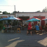 Photo taken at Andy Nelson's Southern Pit Barbecue by Daniel G. on 6/16/2012