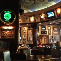 Photo taken at Hard Rock Cafe by Constantine M. on 8/28/2012