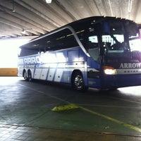Photo taken at Greyhound Bus Lines by Vivian G. on 8/13/2012