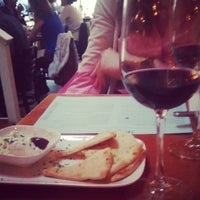 Photo taken at Mezes Kitchen & Wine Bar by Tammy H. on 8/17/2012