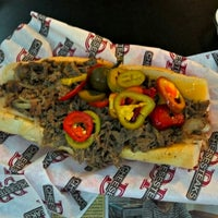 Photo taken at DP Cheesesteaks by Sounder A. on 8/18/2012
