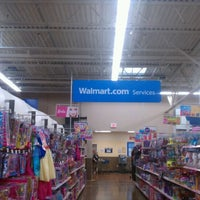 Photo taken at Walmart Supercenter by Will T. on 6/1/2012