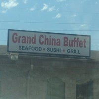 Photo taken at Grand China Buffet by Morgan S. on 8/7/2012