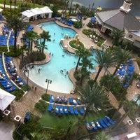 Photo taken at Wyndham Grand Orlando Resort-Bonnet Creek by Phil M. on 5/27/2012
