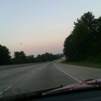 Photo taken at I-85, Exit 51 by Kristina S. on 8/13/2012