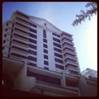 Photo taken at President Solitaire Hotel & Spa by Khun Chai Ek J. on 5/23/2012