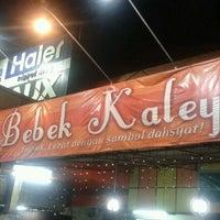 Photo taken at Bebek Kaleyo by Yulian on 4/6/2012