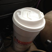 Photo taken at Dunkin' Donuts by ☠Bill C. on 9/1/2012