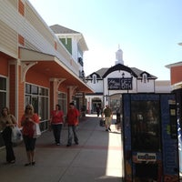 Photo taken at Tanger Outlet Pittsburgh by Debbie H. on 3/17/2012