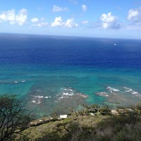 Photo taken at Diamond Head State Monument by Andrea on 3/15/2012