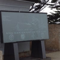 Photo taken at USS San Francisco Memorial by Diana A. on 7/11/2012