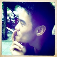 Photo taken at Cafe Mộc by Pusan on 5/23/2012