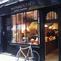 Photo taken at Monmouth Coffee Company by Goran A. on 6/21/2012