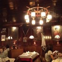 Photo taken at Sevilla Restaurant by Yosuke H. on 7/25/2012