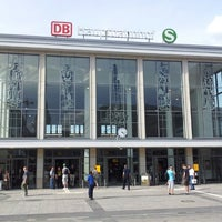 Photo taken at Dortmund Central Station by Marco on 8/16/2012