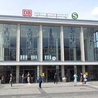 Photo taken at Dortmund Hauptbahnhof by Marco on 8/16/2012