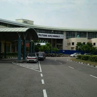 Photo taken at Politeknik Kota Kinabalu by Ade A. on 6/28/2012