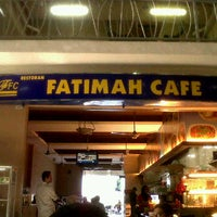 Photo taken at Fatimah Cafe Cova Square by Muhd M. on 5/7/2012