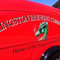 Photo taken at Kingston Brew Pub by Jason M. on 5/6/2012