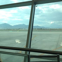 Photo taken at El Paso International Airport (ELP) by Nathan on 8/18/2012