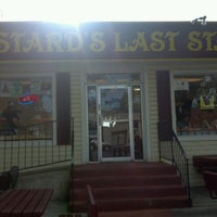 Photo taken at Mustard's Last Stand by Al J. on 4/28/2012