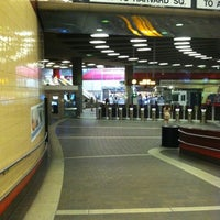 Photo taken at MBTA Harvard Station by /\ㅌ¥J T. on 8/12/2012