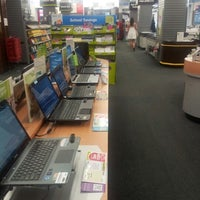 Photo taken at Staples by Kaushal P. on 8/16/2012