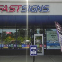 Photo taken at FASTSIGNS by Jim N. on 8/17/2012