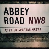 Photo taken at Abbey Road Studios by Derek F. on 3/23/2012