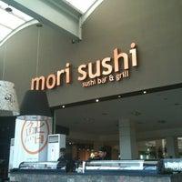 Photo taken at Mori Sushi by Hassan R. on 3/24/2012