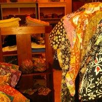 Photo taken at Batik Soga by shinta c. on 5/18/2012